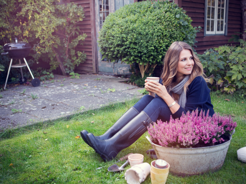 Brug mere tid i din have